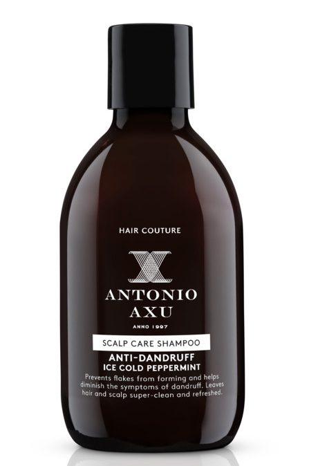 antonio axu shampoo