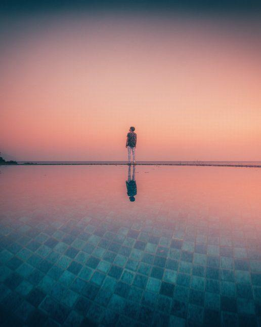 horisont himmel tanker verden (Foto: Unsplash)