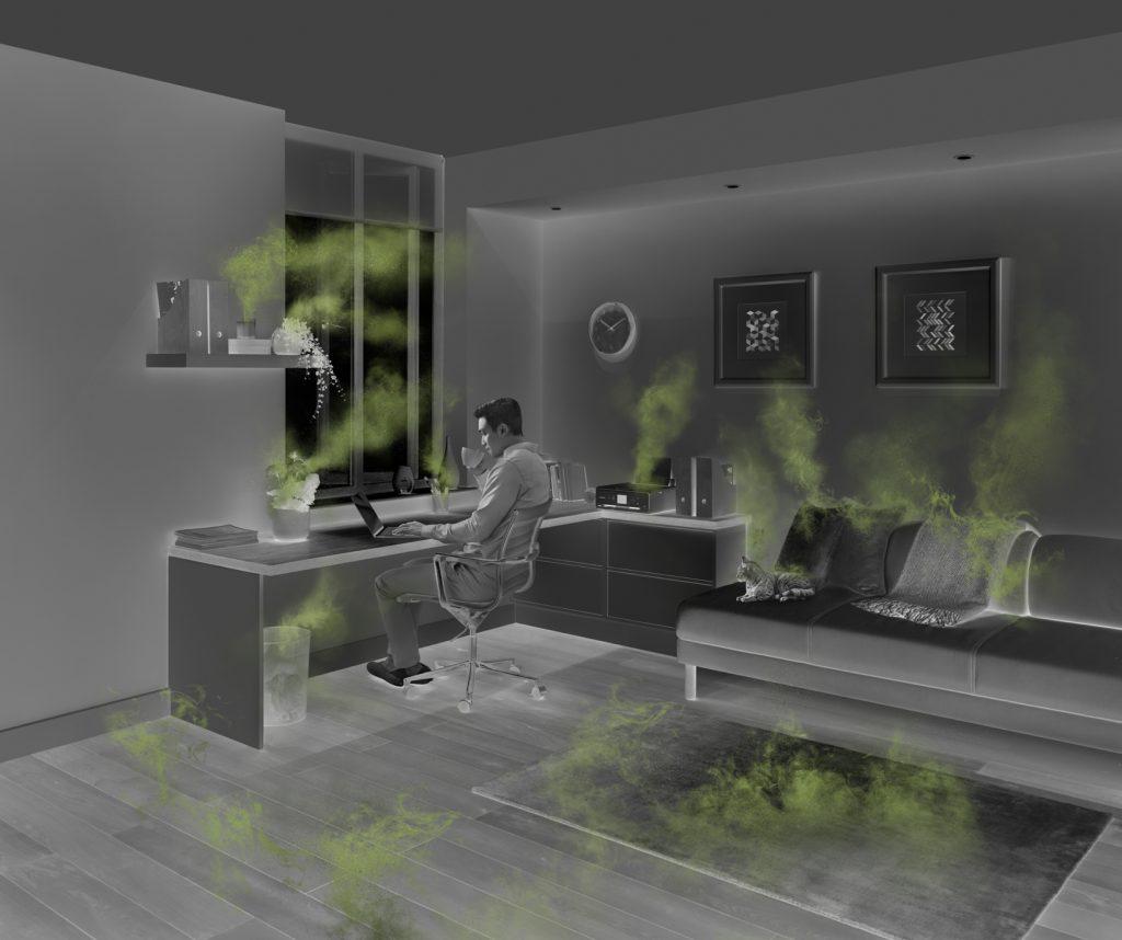 indeklima rengøring (Foto: Dyson)
