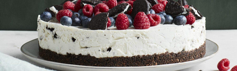 oreo cheesecake (Foto: Frederikke Wærens)