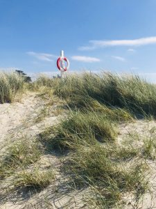 sommer strand stillinge sand bade danmark (Foto: MY DAILY SPACE)