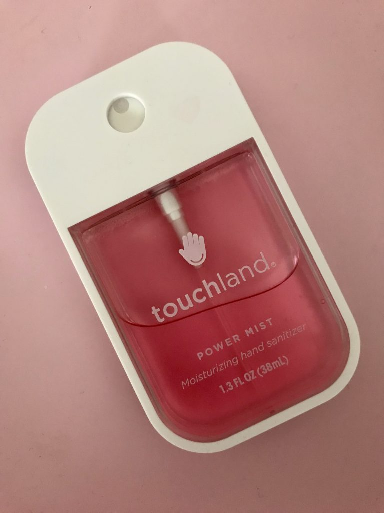 touchland sanitizer