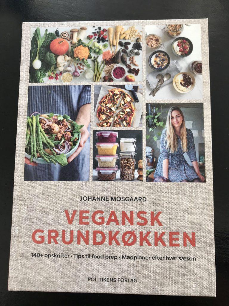 fem på stribe bog vegansk grundkøkken johanne mosgaard (Foto: MY DAILY SPACE)