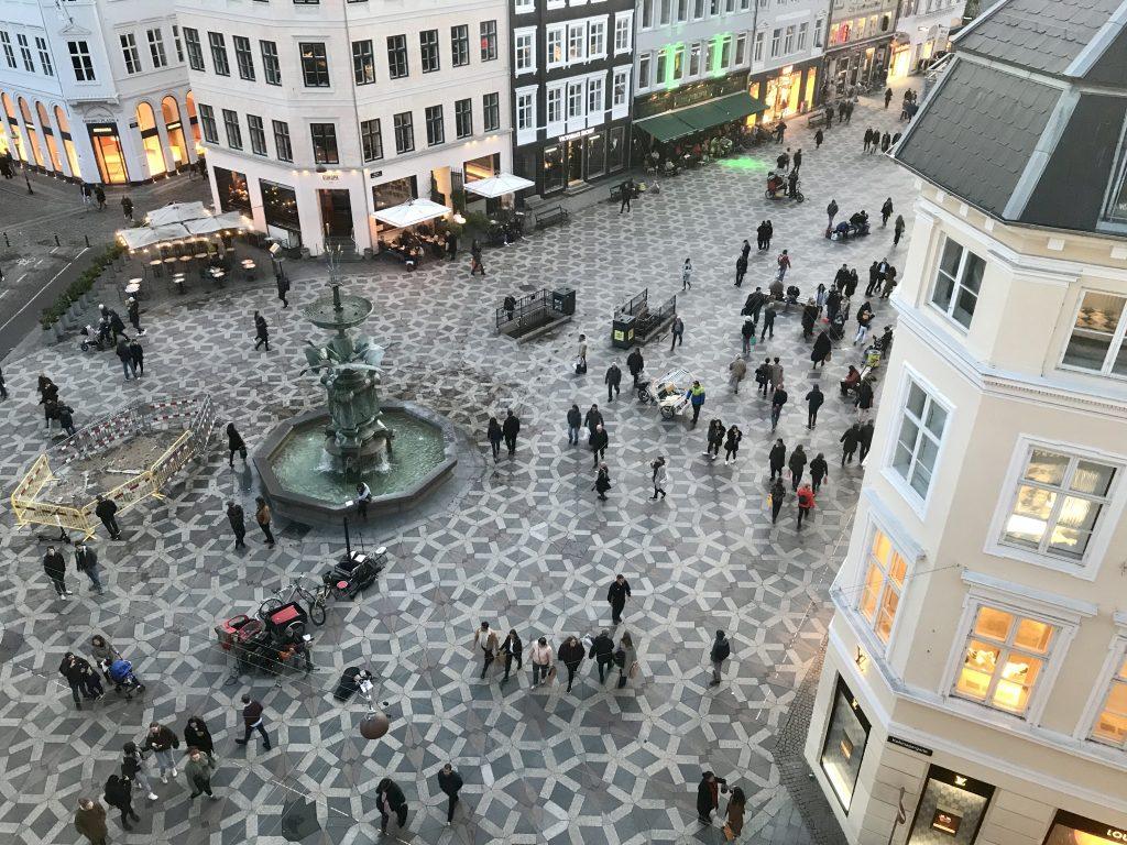 storkespringvandet københavn strøget (Foto: MY DAILY SPACE)