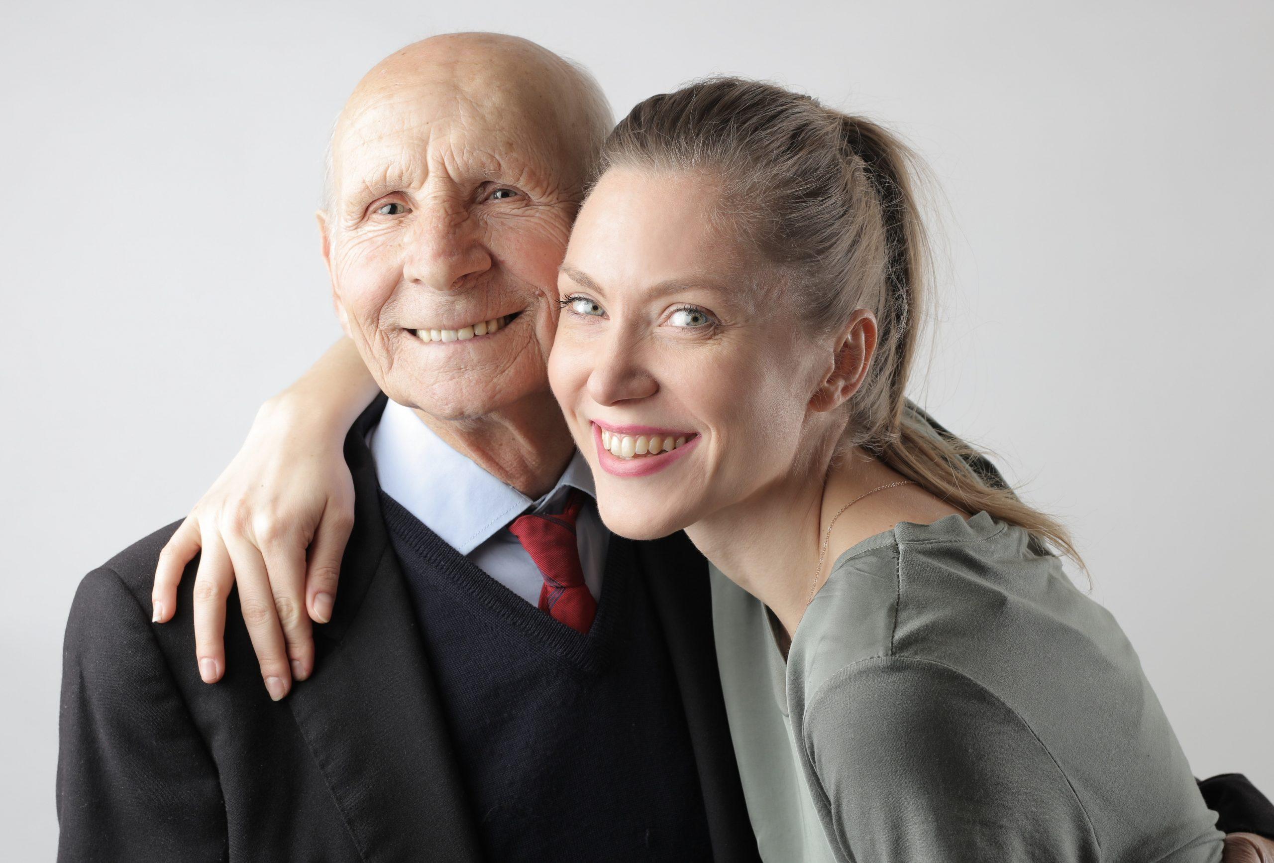 par, ung, gammel, forhold