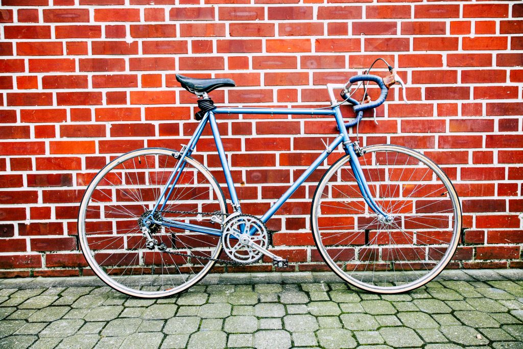 cykel herrecykel (Foto: Unsplash)