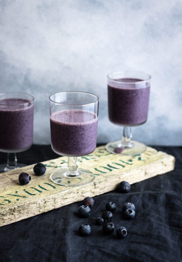 energi sund drik blåbær shot (Foto: Unsplash)