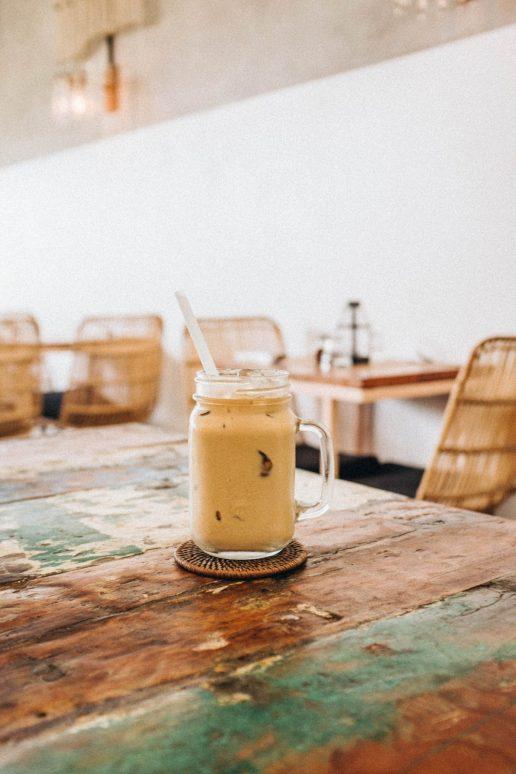 drik milkshake kaffe kaffemilkshake (Foto: Unsplash)