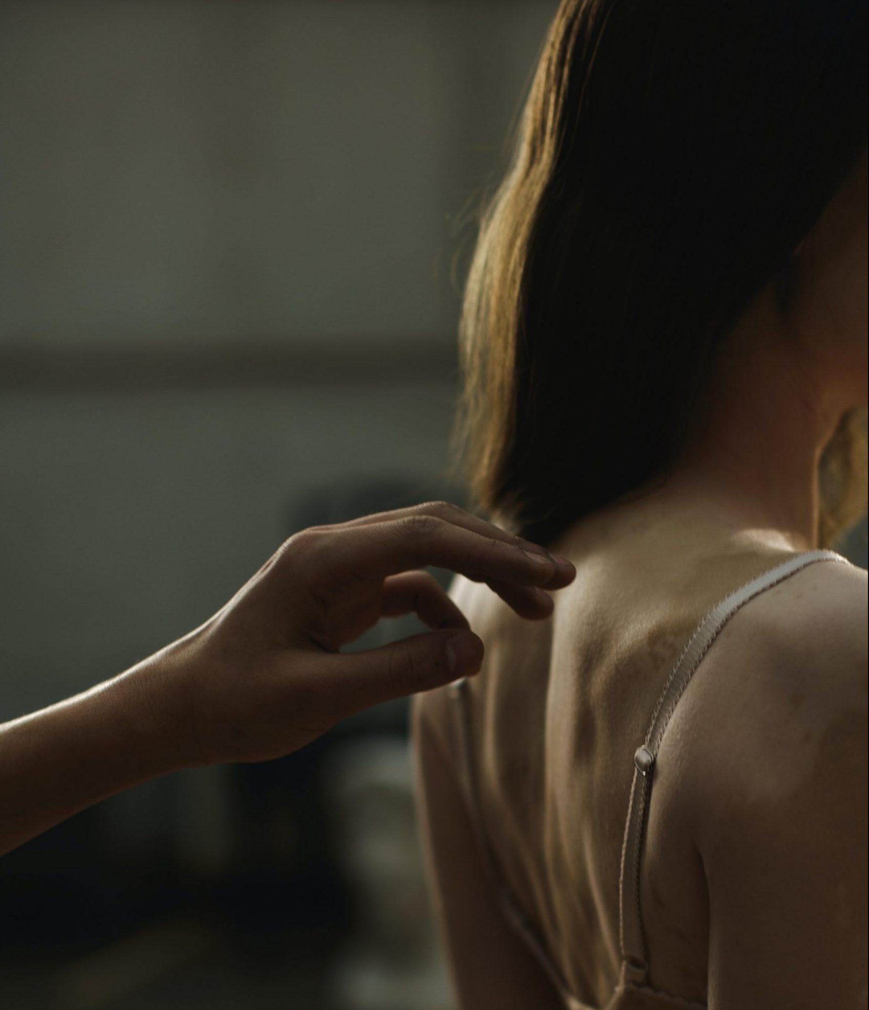 berøring, krop, hud