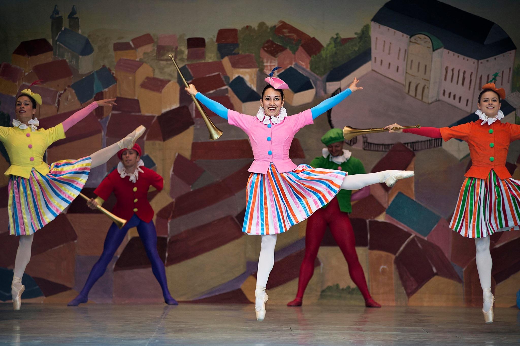 kultur, kulturguide, forestilling, ballet, tivoli