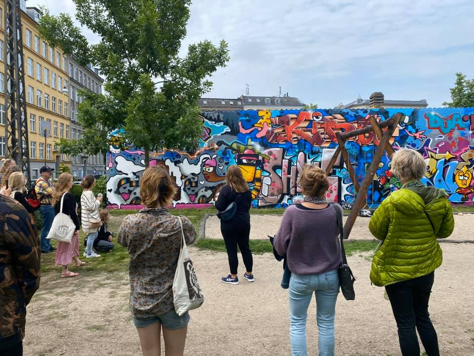 kultur, kulturguide, event, gadekunst, nørrebro, københavn, street art