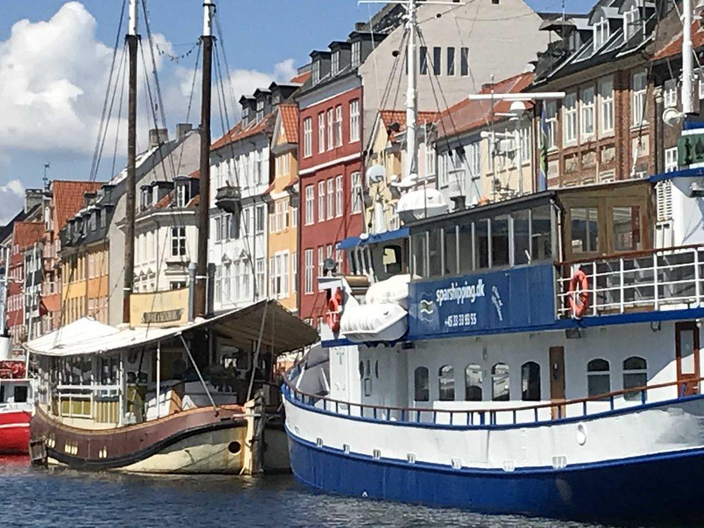 københavn nyhavn sommer danmark (Foto: MY DAILY SPACE)