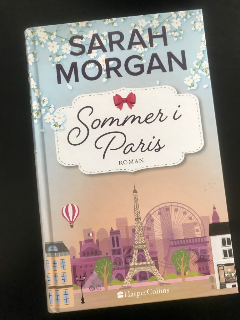 sarah morgan sommer i paris (Foto: MY DAILY SPACE)