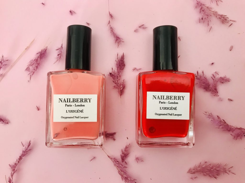 nailberry neglelak