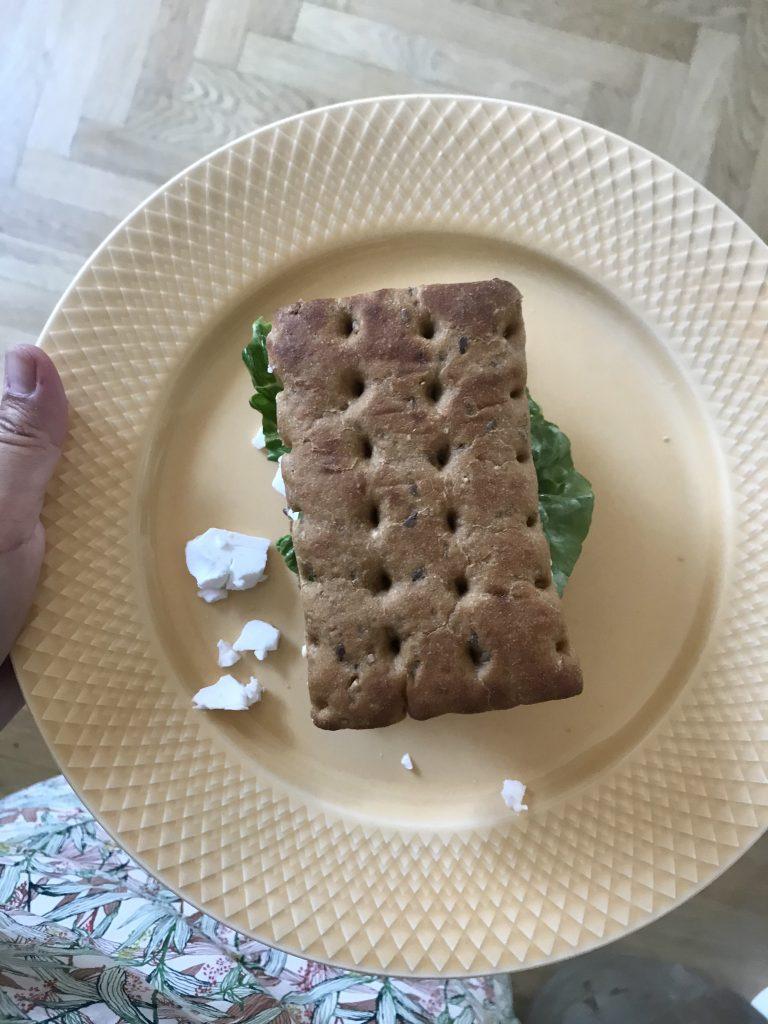 sandwich ingredienser violife (Foto: MY DAILY SPACE)