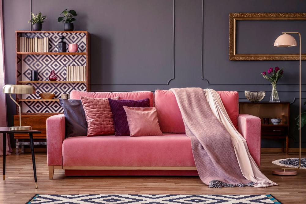 sofa indretning lejlighed (Foto: Shutterstock)
