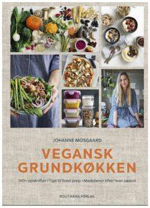 vegansk grundkøkken bog