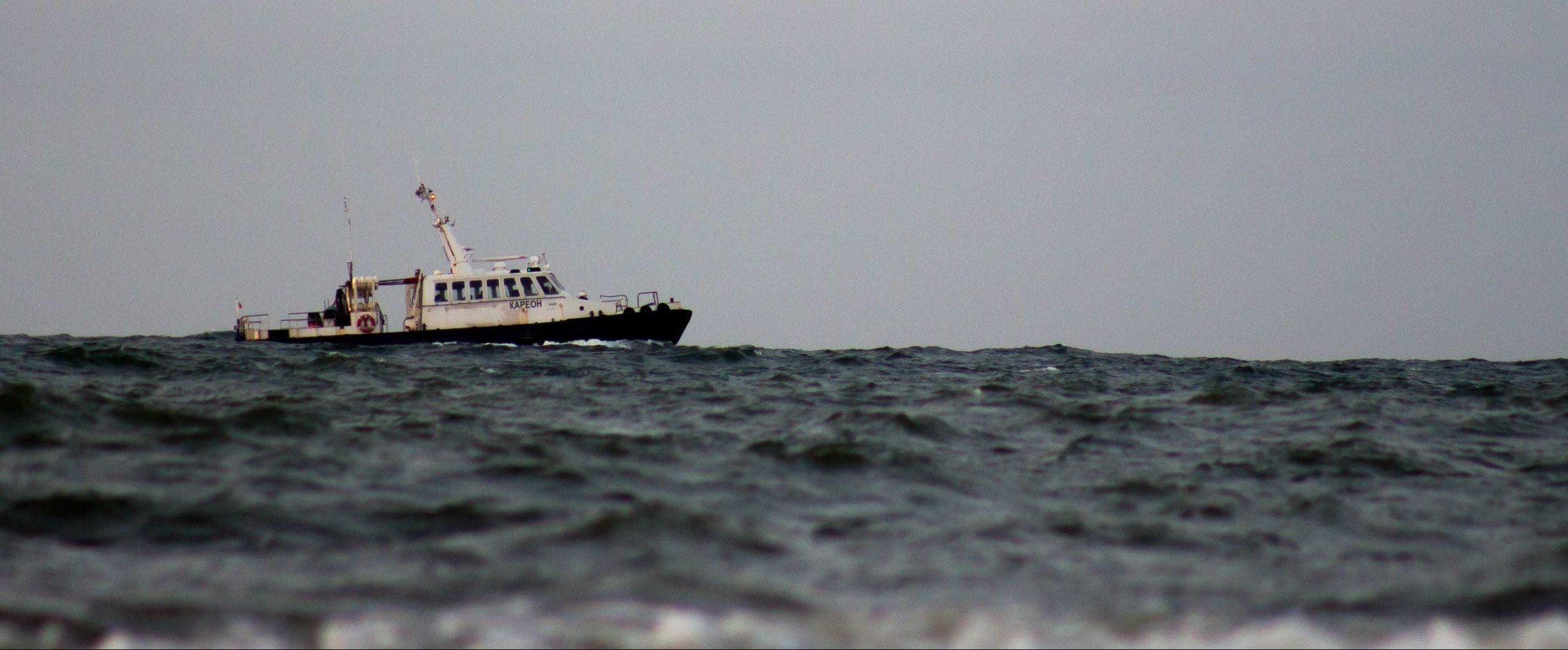 båd, fiskeri, hav, ocean, vand