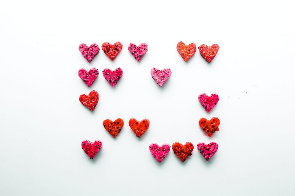 hjerte love kærlighed forelsket (Foto: Unsplash)