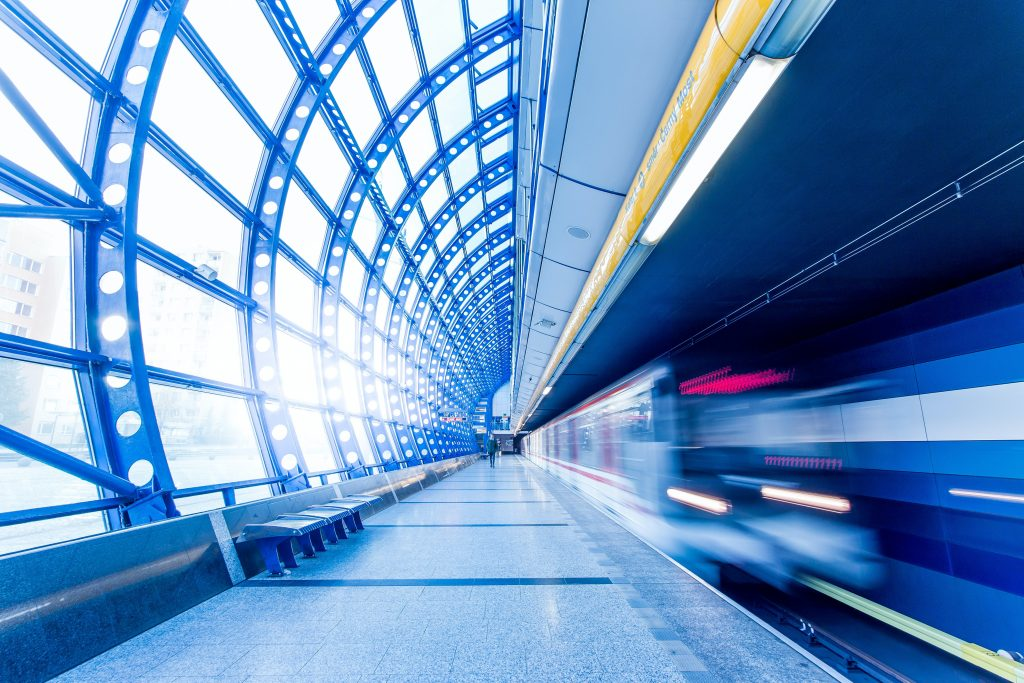 metro tog metrokort (Foto: Unsplash)
