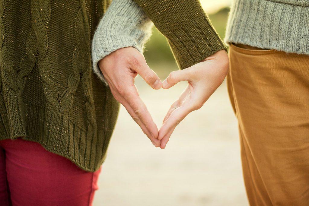 hjerte kærlighed dating forelsket (Foto: Unsplash)