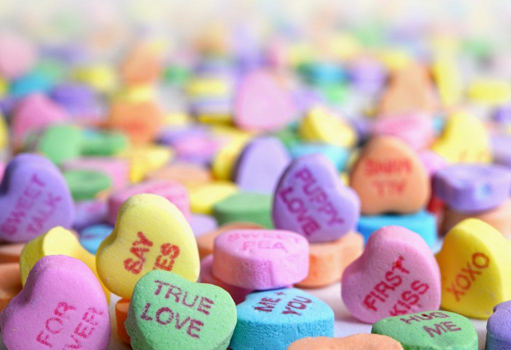 love hjerte kærlighed (Foto: Unsplash)