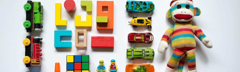 legetøj, plastic, børn