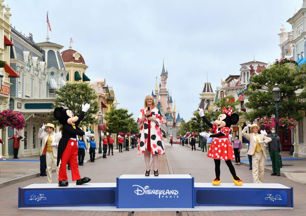 Disney Disneyland Paris park (Foto: PR)