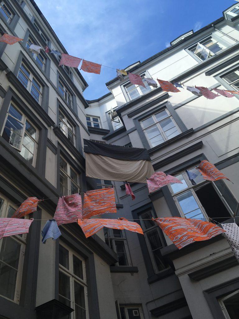 baggård vasketøj bredgade københavn (Foto: MY DAILY SPACE)