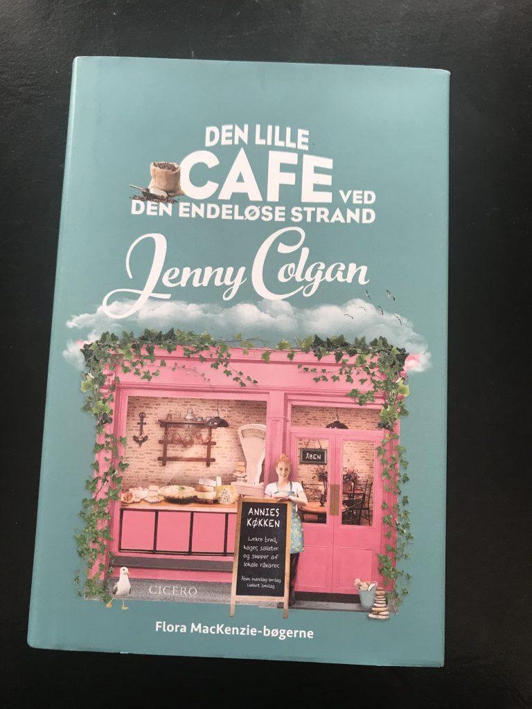 jenny colgan den lille cafe ved den endeløse strand fem på stribe bog (Foto: MY DAILY SPACE)