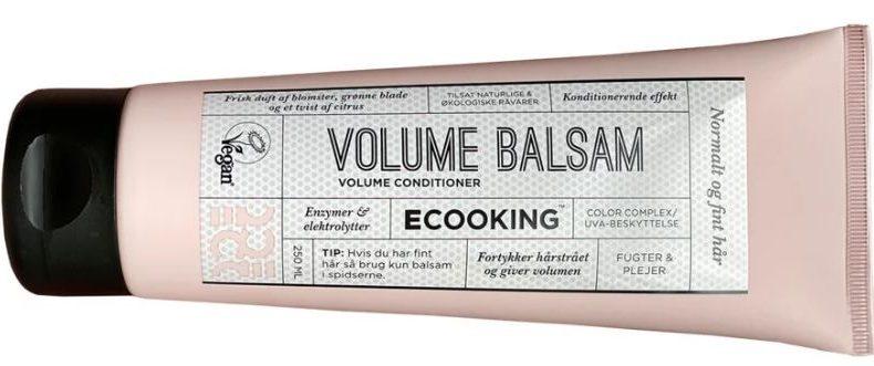 ecooking balsam hår