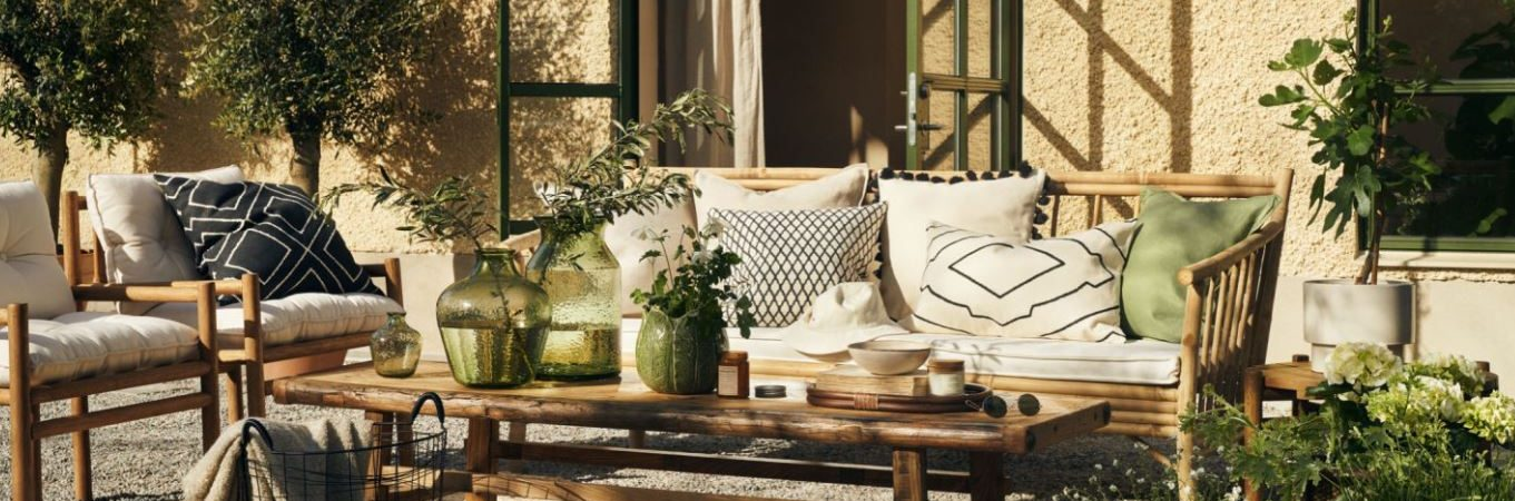 hm terrasse havemøbler