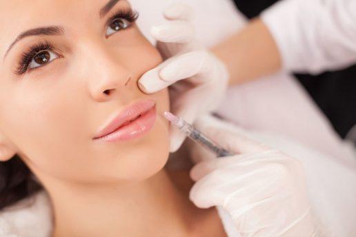 botox skønhedsbehandling fillers pige nål (Foto: Shutterstock)