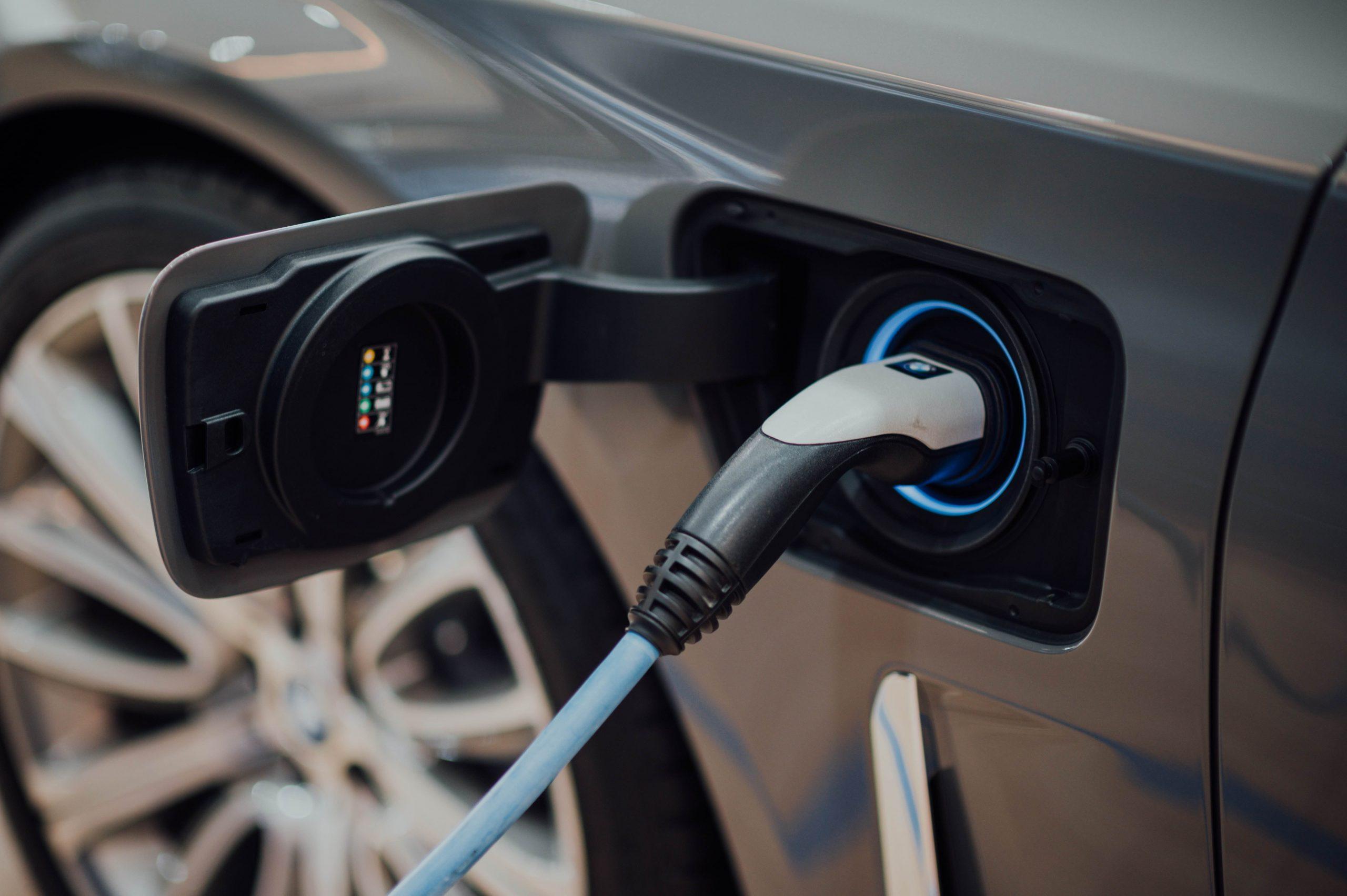 bil, elektrisk, hybrid