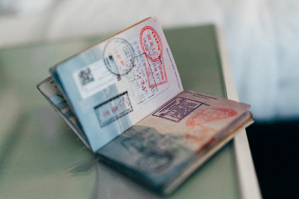 pas passport rejse (Foto: Unsplash)