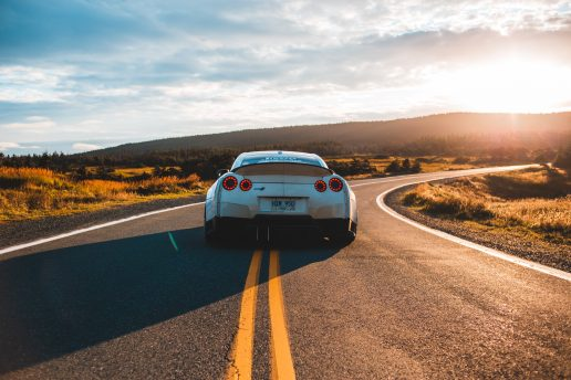 vej road car bil landevej rute (Foto: Unsplash)