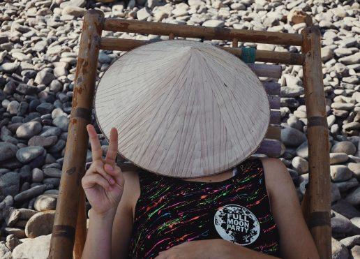 ferie strand sten rejse travel (Foto: Unsplash)