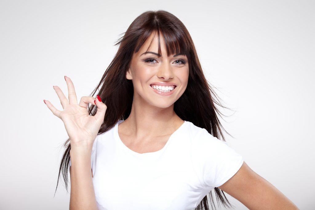 glad smiler pige (Foto: Shutterstock)