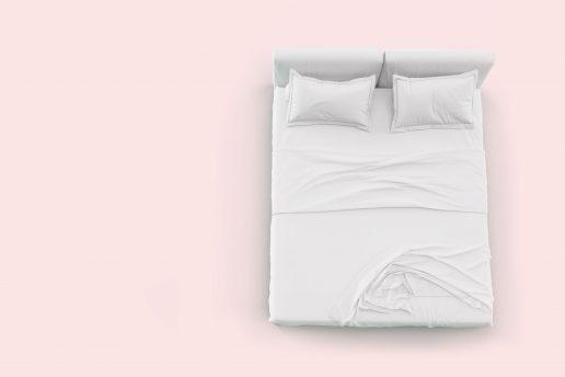 seng sengetøj soveværelse (Foto: Shutterstock)