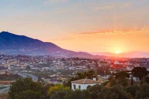 mijas spanien rejse (Foto: Shutterstock)