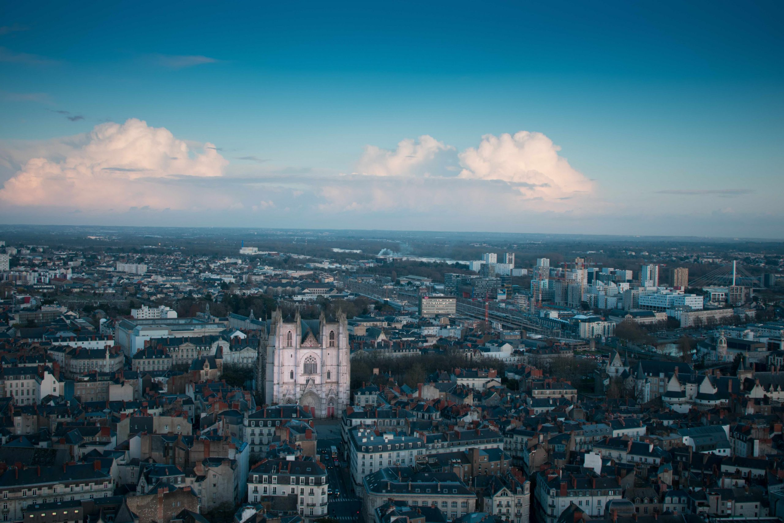 saint pierre et saint paul, katedral, kirke, frankrig