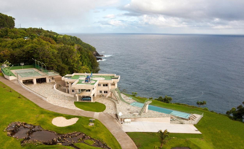 hawaii, bieber, justin, bolig (Foto: PR)