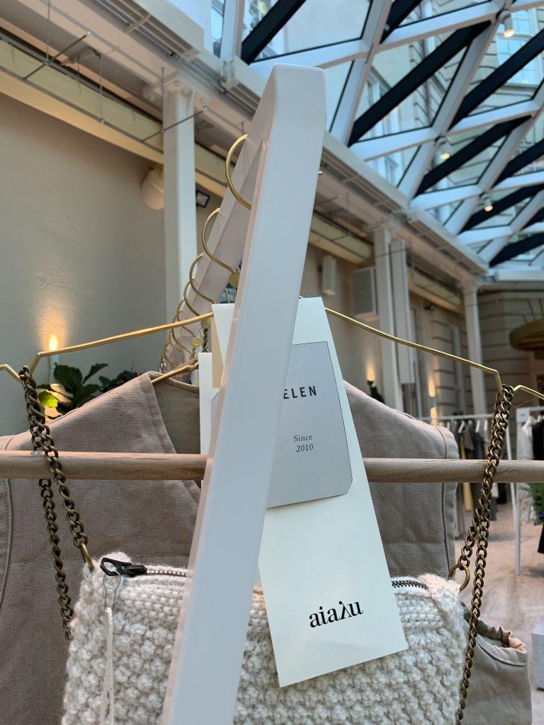 Aiayu var også at finde under 'Meet the Nordics afholdt på Villa Copenhagen. (Foto: PR)
