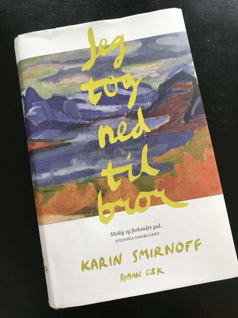 jeg tog ned til bror bog Karin Smornoff (Foto: MY DAILY SPACE)