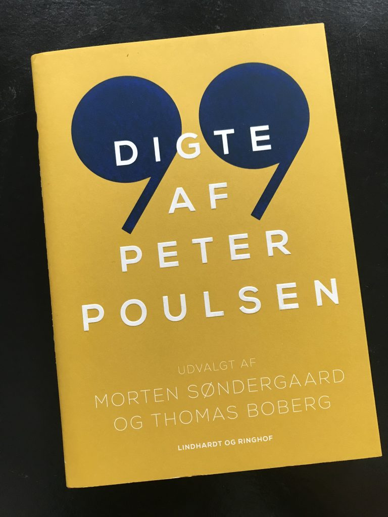 99 digte af peter poulsen (Foto: MY DAILY SPACE)
