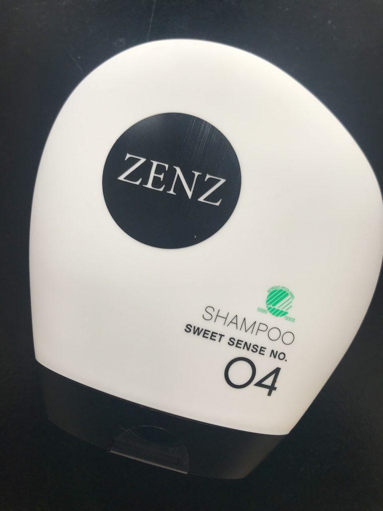zenz shampoo (Foto: MY DAILY SPACE)