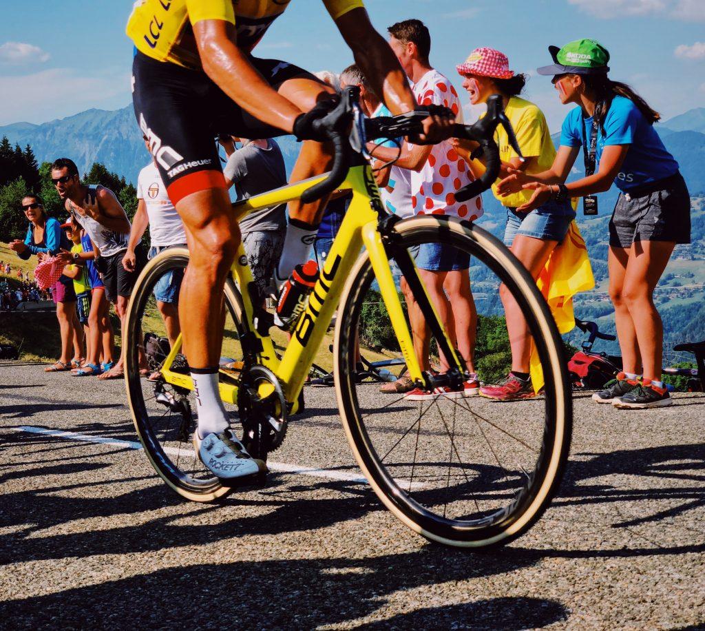 cykle tour de france cykelløb (Foto: Unsplash.com)