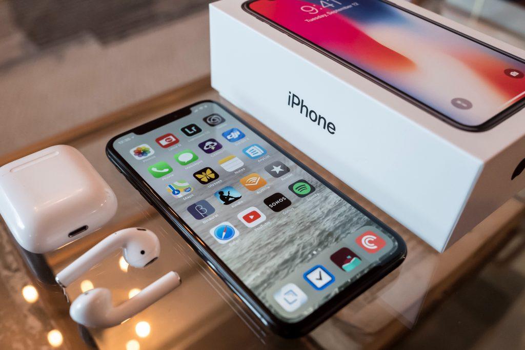 iphone mobil (Foto: Unsplash)
