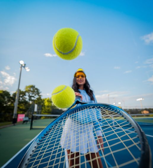 tennis sport idræt tennisbold (Foto: Unsplash)