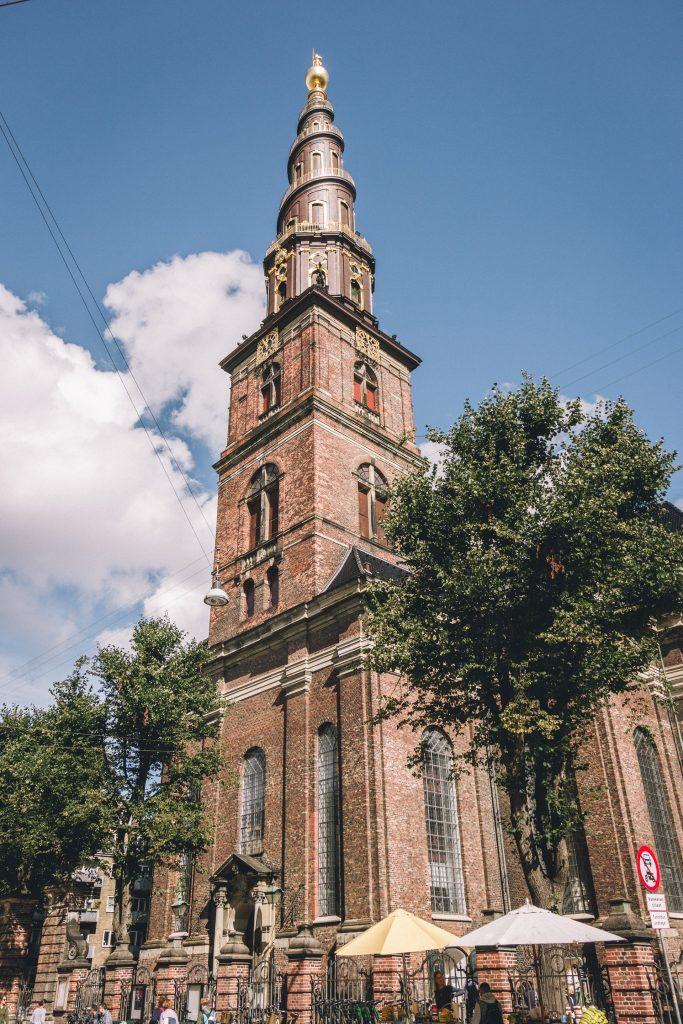 nikolaj kirke københavn (Foto: Unsplash)